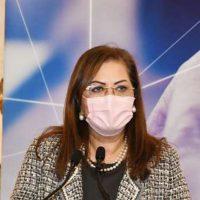وزيرة التخطيط :9.5مليار دولار حجم محفظة التعاون مع المؤسسة الدولية الإسلامية لتمويل التجارة منذ 2008