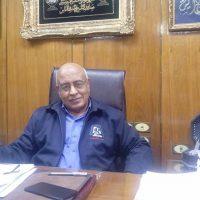 محمود سالم العضو المنتدب التنفيذى لشركة مصر للألومنيوم