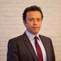 باسل رمزى العضو المنتدب لشركة مراكز للاستثمار العقارى