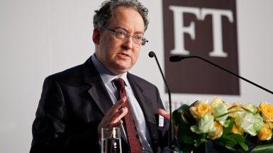 جديون راتشمان كبير المعلقين على الشئون الدولية فى صحيفة فاينانشيال تايمز البريطانية