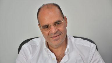 جعفر حسين رئيس مجلس إدارة شركة الربوة نت وورك