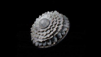خاتم «ذى ماريجولد» المرصع بـ12.6 ألف ماسة يدخل موسوعة «جينيس»