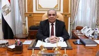 وزير الانتاج الحربى